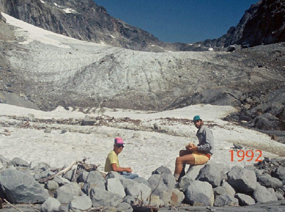 columbia glacier 1992
